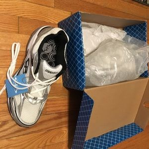 Brand new in box never worn Boombah tennis shoes